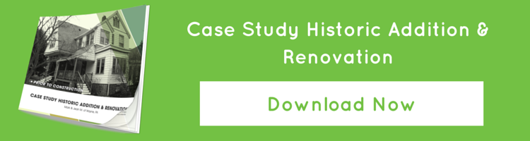Case Study Historic Addition