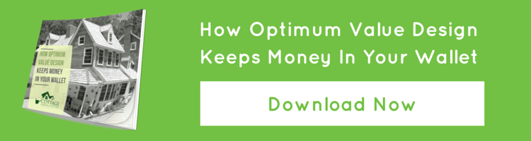 How Optimum Value Design Keeps Money In Your Wallet