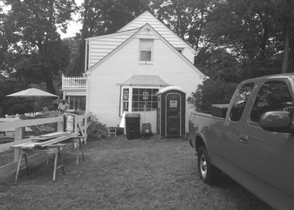 A Case Study in Wayne, PA: Kitchen Renovation and Garage Conversion