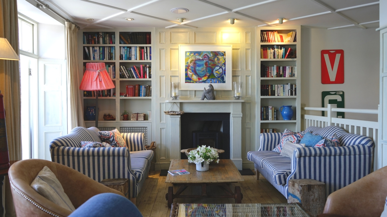 Home Addition Ideas upper levelden home library
