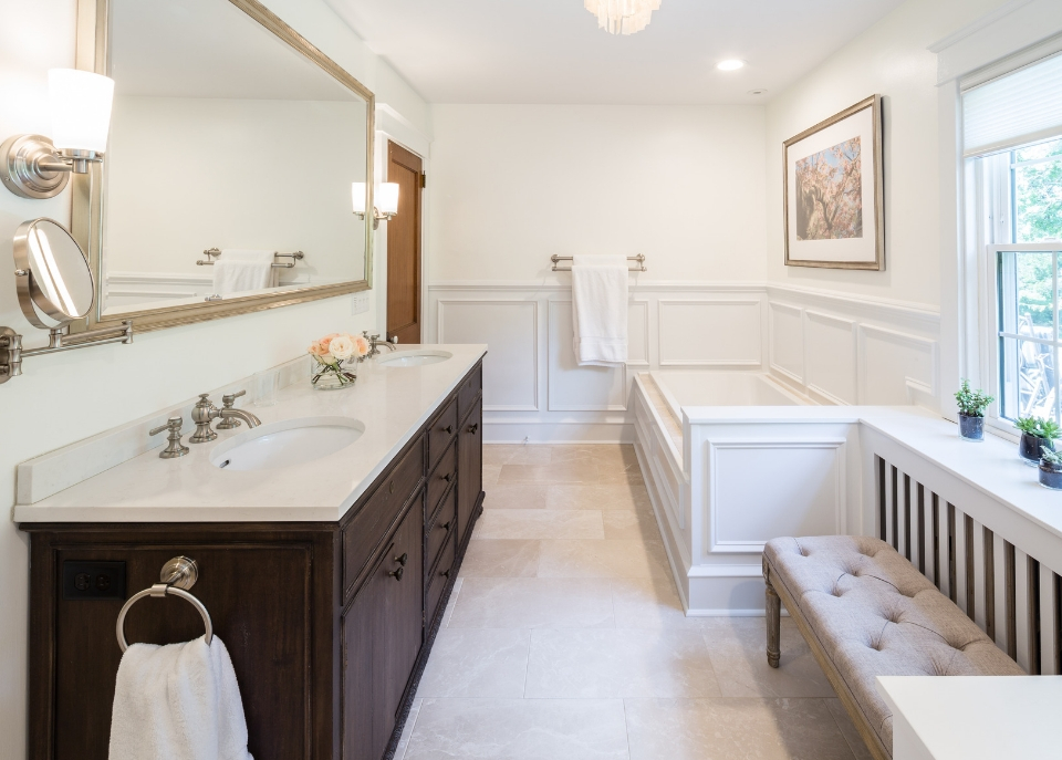 bathroom remodeling project swarthmore pa