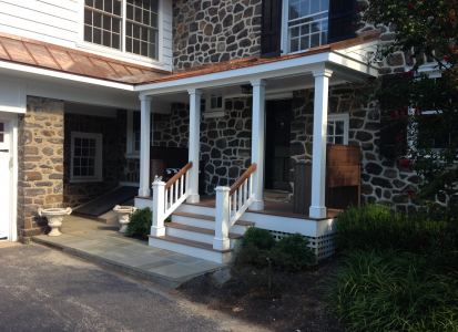 Meagher Porch After